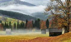 Autumn in countryside - photo by Marius Petric