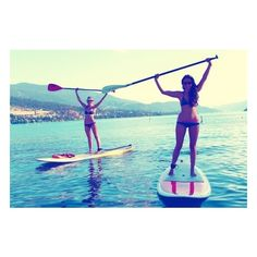 My new obsession and favorite workout! Summer Of Love, Summer Beach, Summer Fun, Summer Time, Sup Yoga, Standup Paddle Board, Sup Surf, Hobbies And Interests, Stay Young