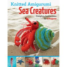 1000+ images about Sea creatures knit n crochet on ...