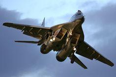 """Polish Air Force MiG-29UB """"Fulcrum-B"""""""