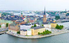 Die Altstadt Gamla Stan © Gudrun Krinzinger Hotels, Last Minute Vacation, Travel, Cruises, Baltic Sea