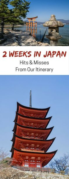 travelyesplease.com | Two Weeks in Japan- Our Itinerary's Hits and Misses (Blog Post)