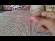 Belajar merajut : Double Crochet (dc) | sukabuatantangan #crochet #crochetpattern #crochetaddict #crochettutorial #tutorials #crafts