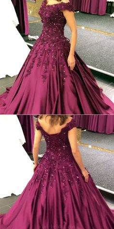 Custom Made Prom Dresses #CustomMadePromDresses, 2018 Prom Dresses #2018PromDresses, Ball Gown Prom Dresses #BallGownPromDresses, Prom Dresses Lace #PromDressesLace