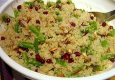 Qristmas Quinoa | Meghan Telpner Nutritionista