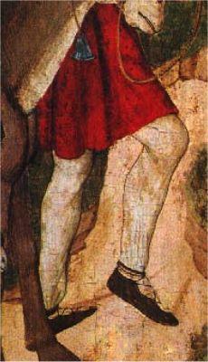 Blasco de Grañén y Martín de Soria, 1438-1476, Retablo de la Iglesia del Salvador, Ejea de los Caballeros, Zaragoza