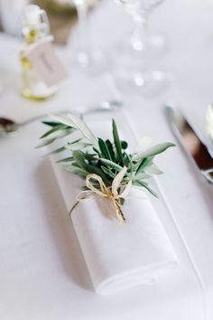 Get your grove on - olives at weddings