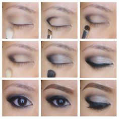 NYE Makeup Using the Smashbox Full Exposure Palette :: Kirei Makeup