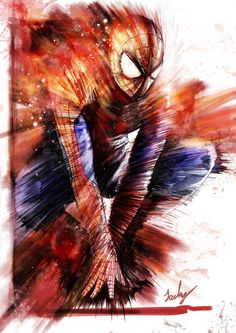 Spiderman by jacky5493 on deviantART
