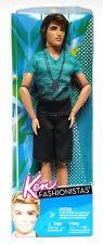 Barbie Ken Fashionistas Doll Ryan with Shorts X7875 - Brand New & Boxed