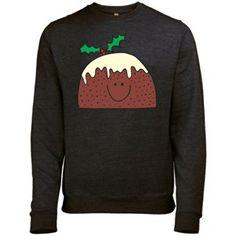 Mr Xmas Pudding Mens Christmas Jumper