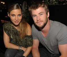 Chris Hemsworth has confirmed that a mini-Thor could be on the way. The Snow White and the Huntsman and Thor actor and his wife Elsa Pataky are expecting their first child, with his rep confirming . Chris Hemsworth Thor, Funny Baby Faces, Funny Babies, Sebastian Stan Photoshoot, Denis Villeneuve, Elsa Pataky, Cutest Couple Ever, Pregnant Celebrities, Fair Lady