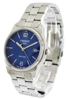 40eeda87642 Tissot Classic PR 100 T049.410.11.047.01 Mens Watch