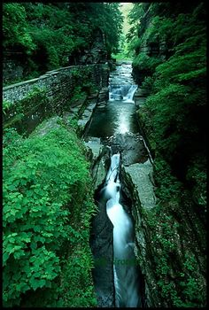 Ithaca, NY - Gorges...