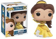 Die Schöne und das Biest POP! Vinyl Figur Belle (Gown) 9 cm
