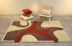 Resultado de imagen de alfombras modernas