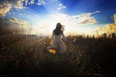 """into the Sun"" by Photomeca .., via 500px."