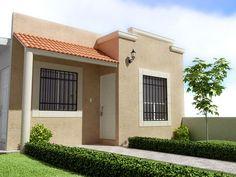 fachadas de casas pequeas buscar con google