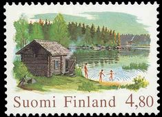 Suomi Good Old Times, Moomin, Science And Nature, Postage Stamps, My Childhood, Finland, Nostalgia, Pictures, Painting