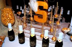 Sweet 16 Great Gatsby Birthday Party Ideas | Photo 1 of 20 | Catch My Party