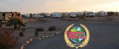 This RV Park in Gila Bend AZ is located in the 2nd sunniest spot ON EARTH! Click here to learn what property it is and read all about it: http://www.mobilerving.com/search/augies-quail-trail-rv-park-1 #RV #RVing #camping