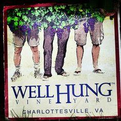 Most creative #vineyard name