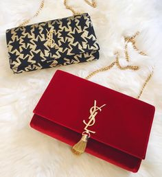 Pin on satchels, totes, clutches, oh my! Ysl Purse, Ysl Bag, Fashion Handbags, Purses And Handbags, Fashion Bags, Luxury Lifestyle Women, Closet Accessories, Branded Bags, Luxury Bags