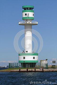 Leuchtturm in Kiel Falkenstein