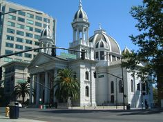St. Joseph's Roman Catholic Church in Santa Clara County, California