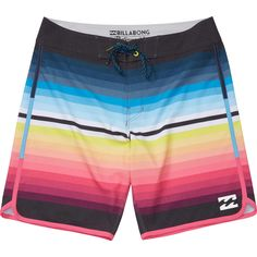 This full spectrum boardshort embraces the '83 Tribong with a retro scallop, offering a modern twist on the original. Furthering the goal of striving to...