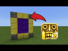 How To Make a Portal to the Elsa Dimension in MCPE (Minecraft PE) - YouTube Minecraft Room, Minecraft Construction, Cool Minecraft Houses, Minecraft Crafts, Minecraft Stuff, Minecraft Ideas, Unique Birthday Cakes, Suburban House, Butterfly Wall Decor