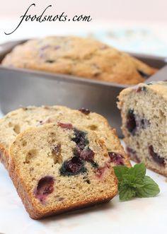 Berry Mini Breads by Recipe Snob, via Flickr