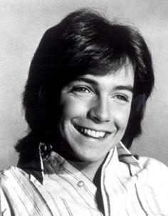 David Cassidy, I still have dreams about him..........;)