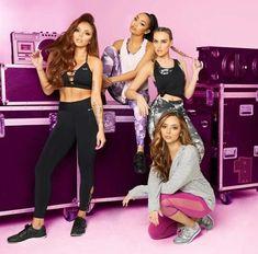 Imagen de little mix, jesy nelson, and perrie edwards Jesy Nelson, Perrie Edwards, Little Mix Outfits, Little Mix Girls, Lady Gaga, Meninas Do Little Mix, Little Mix Photoshoot, Top Singer, Litte Mix