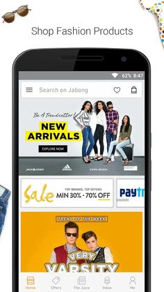Online Fashion Shopping For Men,Women & Kids. Jabong Online Shopping, Online Fashion Stores, Ecommerce App, Android Apps, Google Play