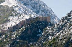 Abruzzo Up n' Down: Anversa degli Abruzzi: the village and what to visit