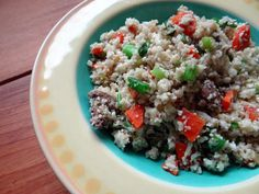"""Chicken Liver """"Fried"""" Rice 