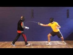 Learn how to fence with this excellent training video. It can help prepare you for your next Shakespeare play.