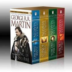 A Song of Ice and Fire Series by George R. R. Martin