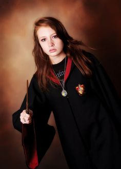 I Dressed Up Like Harry Potter for My Senior Pictures And It Was Totally Epic