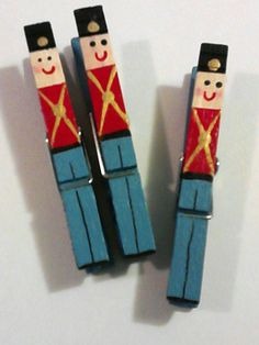 35 Popsicle Stick Toy Soldier Ornament To Christmas Tree/add thin popsicle sticks for arms Popsicle Stick Crafts, Popsicle Sticks, Craft Stick Crafts, Diy And Crafts, Craft Ideas, Diy Ideas, Crafts For Teens To Make, Christmas Crafts For Kids, Holiday Crafts