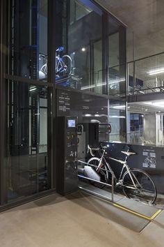 建築設計事務所 小石川建築/小石川土木 » Cycle Station Toride
