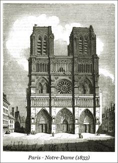 Paris – Notre-Dame | Bibliotec – À la française … 2