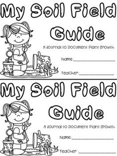 2nd grade earth space science worksheets free printables use this soil field guide with our all about soil unit students will be able to conduct investigations while studying about soil fandeluxe Gallery