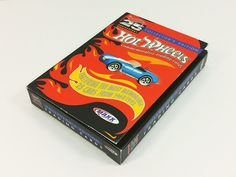 Hot Wheels 25th Anniversary Commemorative Trading Cards, 1993 Collectors Edition Maxx Race Cards by naturegirl22 on Etsy