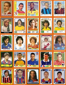 Old School Panini: The Playmakers Football Cards, Football Players, Roberto Baggio, Everton Fc, Soccer World, Ac Milan, Graphic Design Posters, Great Artists, Fifa