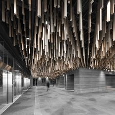 The Hub Performance and Exhibition Center by Neri&HU Design and Research Office | Yellowtrace