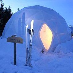 Nice igloo