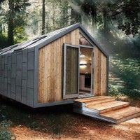 HANGAR DESIGN GROUP'S PREFABRICATED SHED HOMES