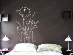 Breezy Floral Bedroom Décor Concepts - http://www.decoradecor.com/breezy-floral-bedroom-decor-concepts.html